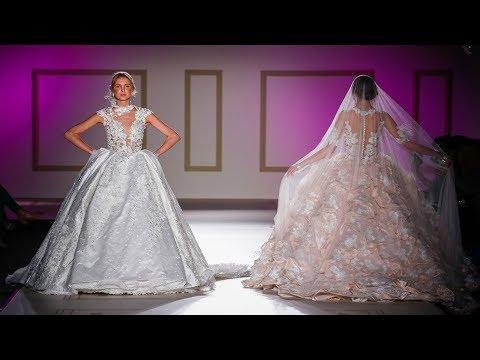 Amelia Casablanca | Bridal Fashion Week | Spring/Summer 2018