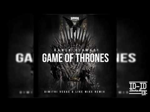 Ramin Djawadi - Game Of Thrones (Dimitri Vegas & Like Mike Remix)