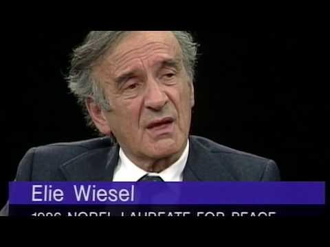 Elie Wiesel interview (1995)