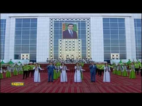 Music Festival, Turkmenistan