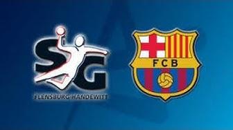 SG Flensburg-Handewitt vs FC Barcelona EHF Champions League 2013/2014