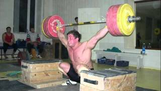 Dmitry Klokov-Weightlifting superstar from Russia