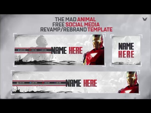 The mad animal free gfx youtube gaming maxwellsz