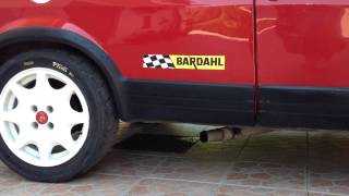 Fiat Ritmo 130 TC gr. A - sound a minimo