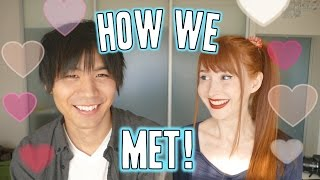 How we met!(I was finally able to get Jun to make this video with me!! :D The question we've probably gotten more than anything else since we started our channel! FINALLY ..., 2016-12-20T12:01:59.000Z)
