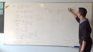Finite Series w/ Binomial Coefficients: Integration (2 of 2)