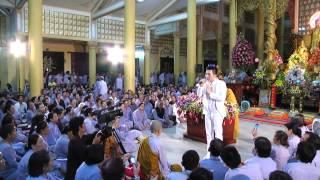 Bài hát RỬA SẠCH BỤI TRẦN   Ca sĩ Hùng Thanh   Trích Vía Quan Âm 19   9   Quý Tỵ 2013
