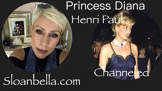 Princess Diana what Happened Channeled from Henri Paul