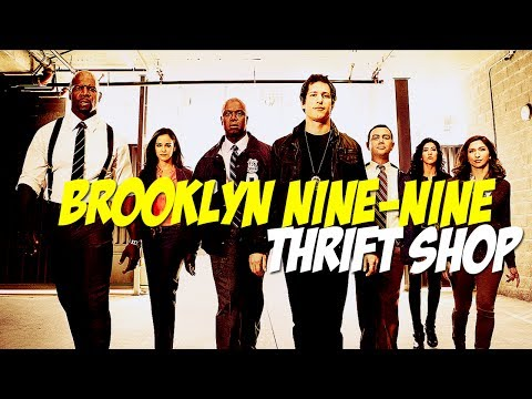 Brooklyn Nine-Nine | Thrift Shop (for becca)