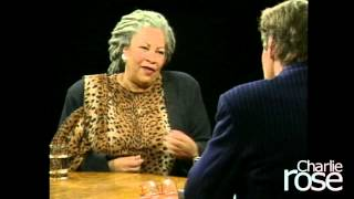 "Toni Morrison Beautifully Answers an ""Illegitimate"" Question on Race (Jan. 19, 1998) 