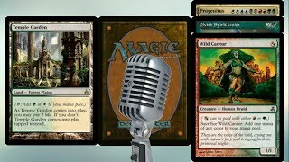 MtG - How to Win a Game of Magic in 0.5x Mana (Commentated)