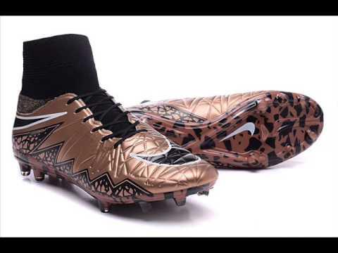 soccer-shops.us - Nike Hypervenom Phantom II FG Outdoor Soccer Cleats Brown  Black