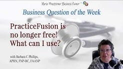 Practice Fusion is no longer free, now what?