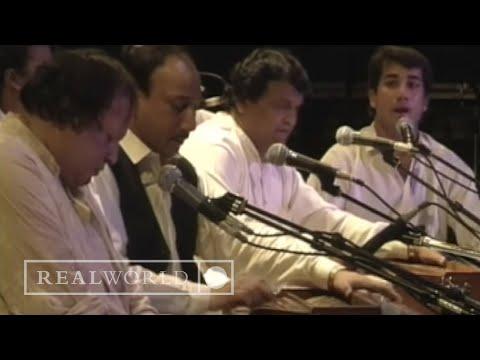 Nusrat Fateh Ali Khan - Haq Ali Ali Haq (live at WOMAD Yokohama 1992)