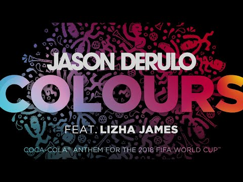 """Colours"" by Jason Derulo featuring Lizha James."