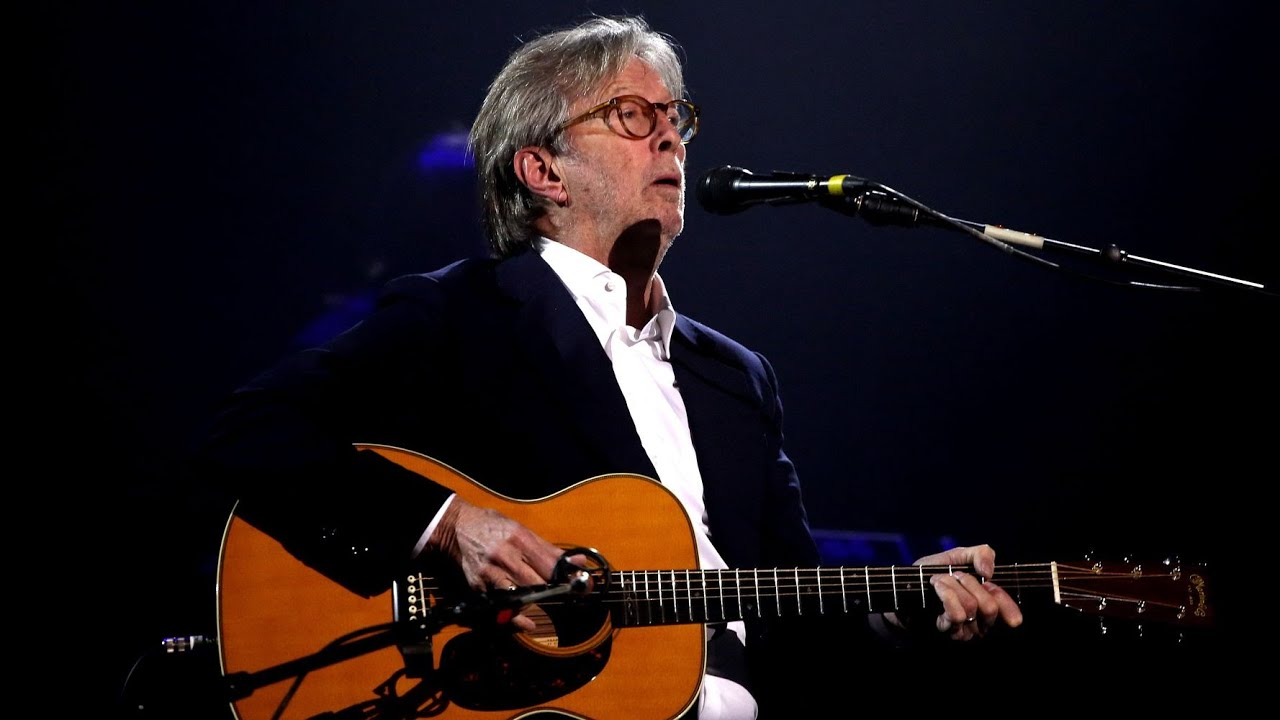 """Check Out Eric Clapton's Latest Protest Song """"This Has Gotta Stop"""""""