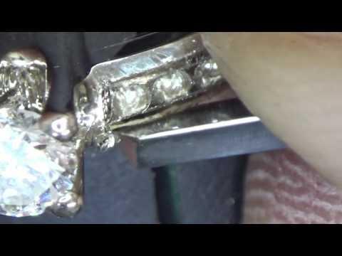 Micro Pavé Solitair Diamond