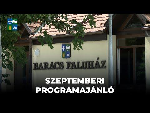 2021.09.08 Programajánló szeptember