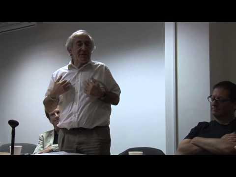 Panel Discussion on 'Jewish Identity Politics' Part 10