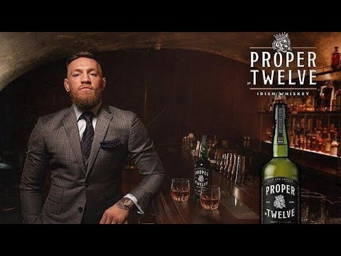 Conor McGregor | Proper No. Twelve Irish Whiskey
