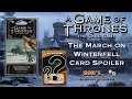 Game of Thrones: Card Game - Upcoming Spoiler Card! (The March on Winterfell Expansion)