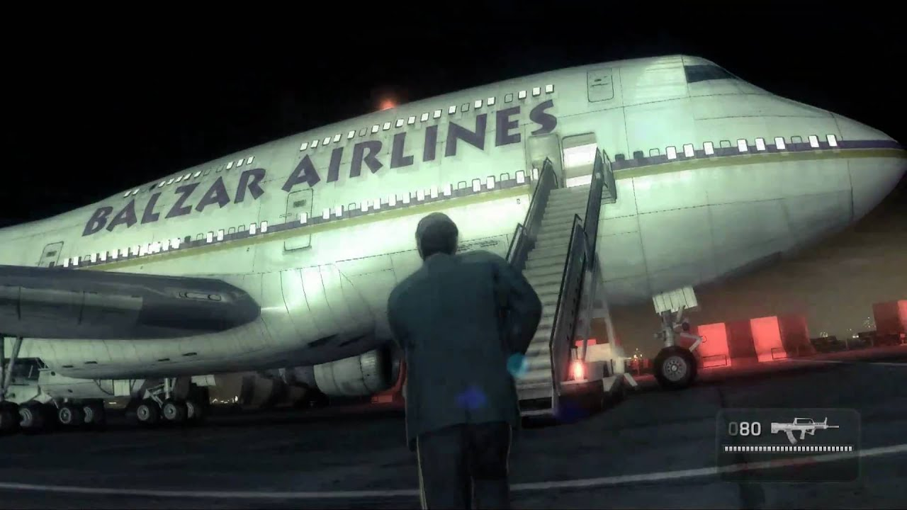 Watch Dogs Airport