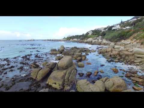 The Beaches of Cape Point | 4K Drone Footage