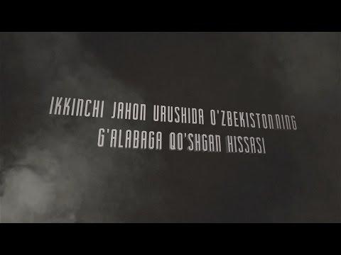 Ikkinchi Jahon Urushida O'zbekistonning g'alabaga qo'shgan hissasi