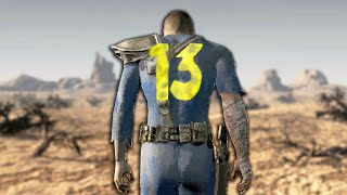 Fallout What Happens to the Player after the Game Ends