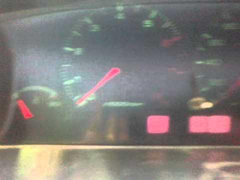 Mazda 626 tuning панель приборов led скачать
