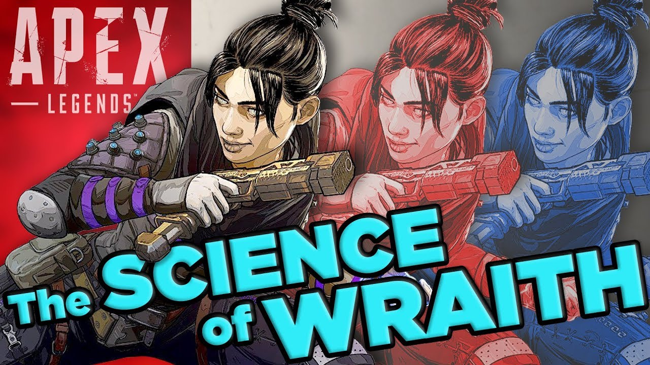 Apex Legends STRONGEST Legend: Why Wraith Cannot Lose!  | The SCIENCE of... Apex Legends