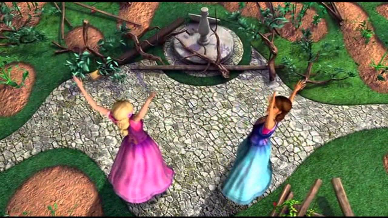 Barbie et le palais de diamant reli es hd youtube - Palais de diamant ...