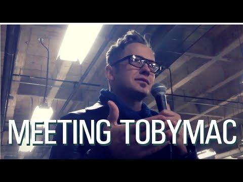 The Day I Met Toby Mac