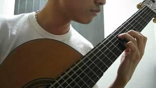 Có phải em mùa thu Hà Nội (Guitar solo)