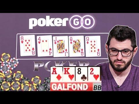 Phil Galfond BREAKS DOWN $44,000 River Bluff vs Ike Haxton!!