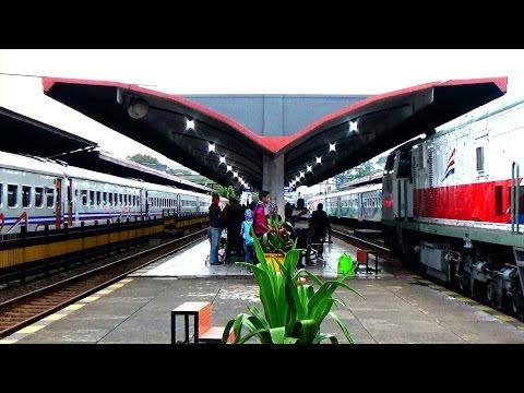 Suara Merdu Semboyan 35 Klakson Lokomotif Kereta Api Indonesia (Kompilasi Video Terbaik) Part 1