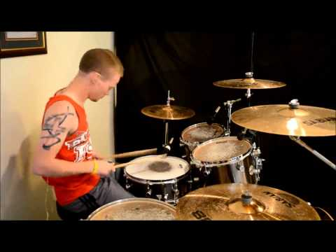 Dustin Murphy - Elevation Worship - Give My Life to You - Drum Cover