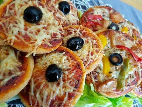 """pizza-a-la-pÂte-magique-""""essences-d-orient""""-sans-gluten"""