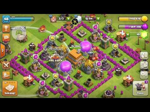 Base Coc Th 6 Yang Terkuat 6