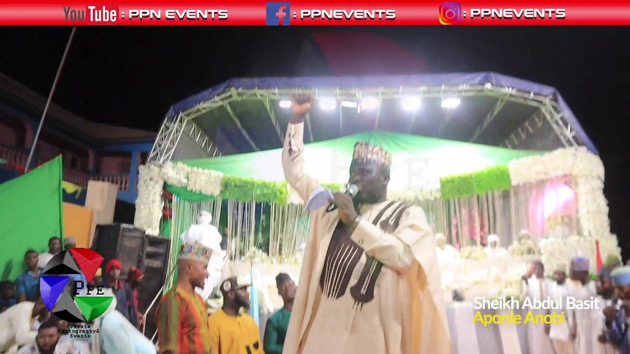 Download OBA NLA - Sheikh Abdul Basit Aponle Anobi