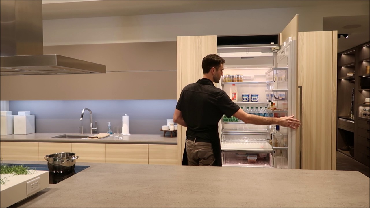 Cooking and Living at Your Fingertips in an Eggersmann Kitchen - YouTube