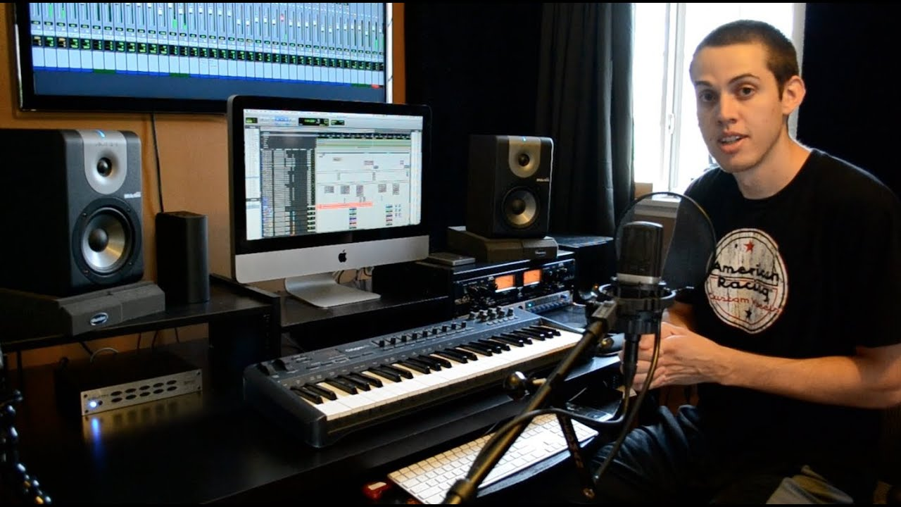 Best Kitchen Gallery: How To Set Up A Home Recording Studio Detailed Version Plugging of Home Recording Studio Setup Guide on rachelxblog.com