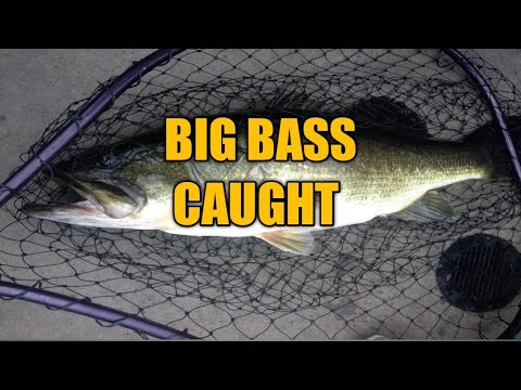 Bass Fishing Bob Sandlin Lake