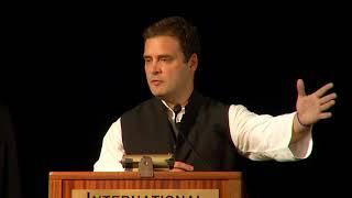 Rahul Gandhi   India at 70: Reflections on the Path Forward