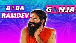 BABA RAMDEV- GANJA [Ssquare Remix] (video: Dipraj Jadhav Edits)