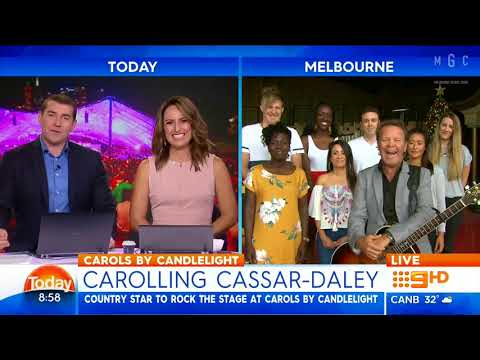 Weekend Today: Troy Cassar-Daley & MGC (23/12/17).