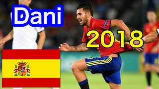 【ダニ・セバージョス】スーパープレイ2018スペイン代表