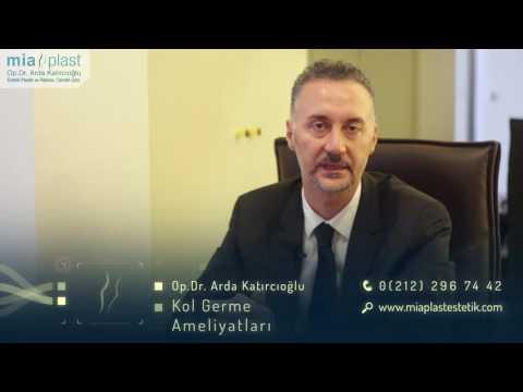 Kol Germe Ameliyatı - Op. Dr. Arda Katırcıoğlu