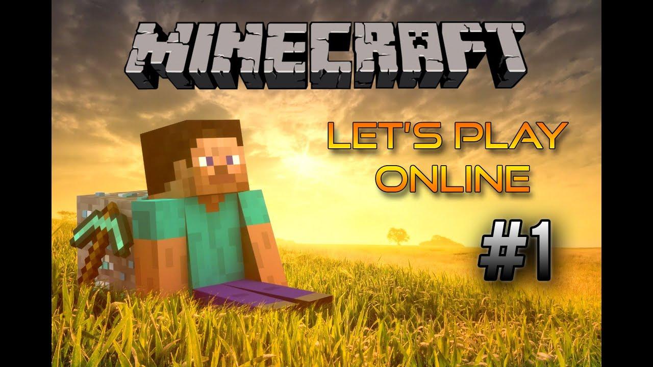 Minecraft Online Spiel