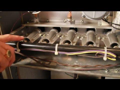 troubleshooting gas furnace burners furnaces water heaters